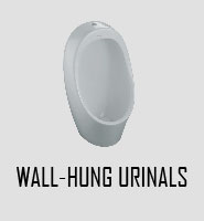 Wall-hung Urinals