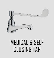 Medical & Self Closing Tap