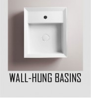 Wall-hung Basins