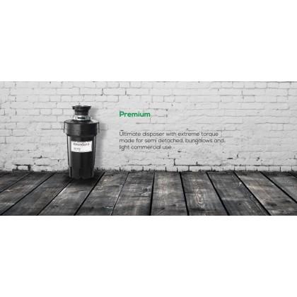 Kleengard SD-1250 Premium Food Waste Disposer (1.25 HP)