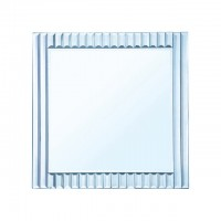 Bareno Bathroom Mirror (Rectangular) BP303