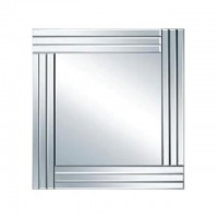 Bareno Bathroom Mirror (Rectangular) BG0620**