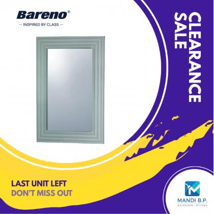 Bareno Rectangular Bathroom Mirror BG0011