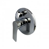 Bareno Concealed Bath & Shower Mixer BM015