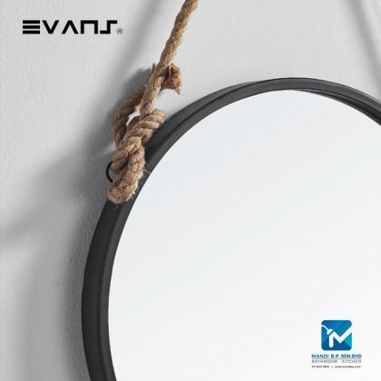 Evans Round Mirror 500mm / 600mm