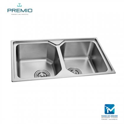 Premio Double Sink (Small R)