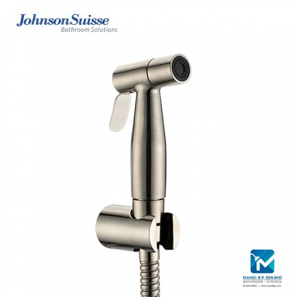 Johnson Suisse Hand Bidet (Nickel-Brushed)
