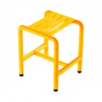 Evans Nylon Shower Seat (Yellow)