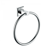 Evans S/Steel Towel Ring (Chrome) 93202