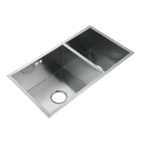 Premio Double Undermount Sink
