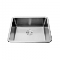 Filton One Piece Single Kitchen Sink