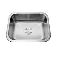 Filton One Piece Single Kitchen Sink KS5011