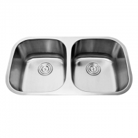 Filton One Piece Double Kitchen Sink KS5013