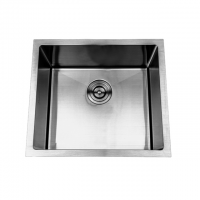 Filton Handmade One Piece Single Kitchen Sink KS7002S