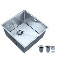 Bareno S/S 316 1 Bowl Kitchen Sink SR-41
