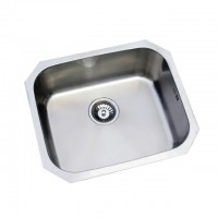 Bareno S/S Under Mount Sink 1mm thick-UM1009