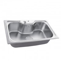Bareno S/S Jumbo Sink 1.2mm Thick 1016F