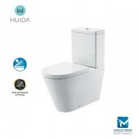 Huida Washdown Close-coupled Toilet