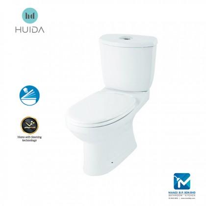 Huida Washdown Close-coupled Toilet HDC15