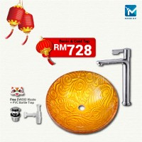 Chinese New Year Glass Basin Package D