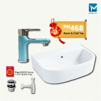 Chinese New Year Glass Basin Package J