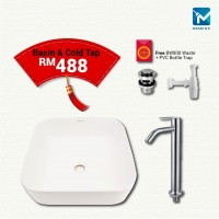 Chinese New Year Glass Basin Package G