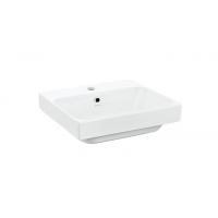 Johnson Suisse Gemelli Square 450 Semi-insert Basins