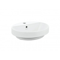 Johnson Suisse Gemelli Round 450 Semi-insert Basins