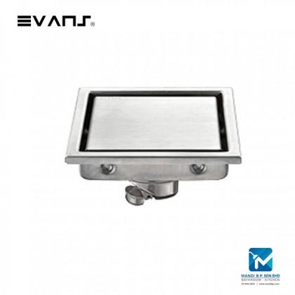 Evans 304 S/Steel Floor Trap 4 / 6 inch