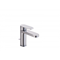 "Johnson Suisse Ferla-N Single lever basin mixer with 1¼"" pop-up waste"