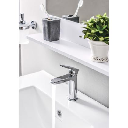 "Johnson Suisse Misano Single lever ½"" basin pillar tap"