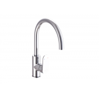 "Johnson Suisse Ferla-N Single lever ½"" deck-mounted sink mixer"