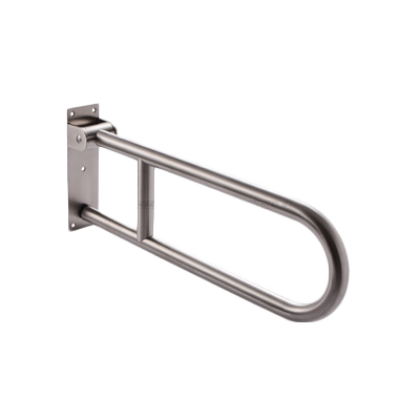 Evans 304 Stainless Steel Foldable Grab Bar (Matt)