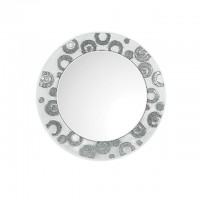 Clearance Round Artistic Mirror 700 X 700mm