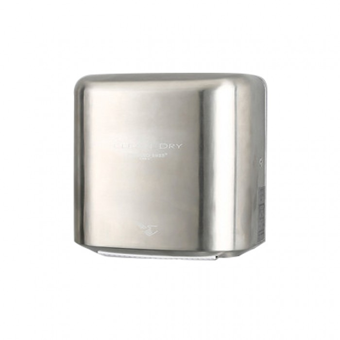 Evans Hand Dryer Heavy Duty Commercial 1000w Stainless Steel For