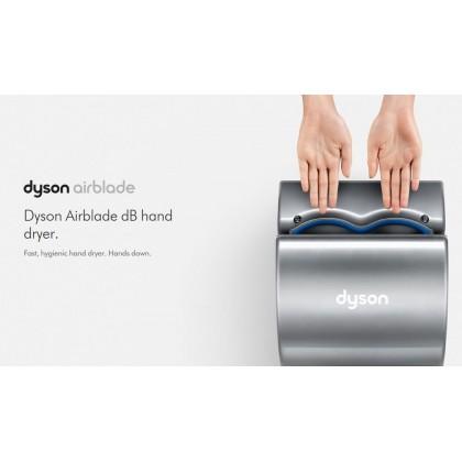 Dyson Airblade dB hand dryer (Grey)