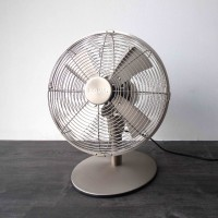 Houm Metal Table Fan with Tilt Function