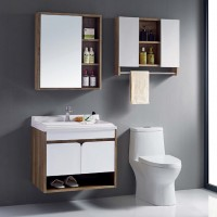 Evans Basin Cabinet, Mirror with Tap Full Set Range Arc series