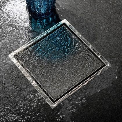 Evans 304 S/Steel Floor Trap SG106SS
