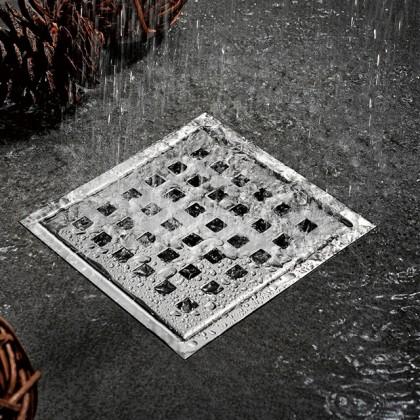 Evans 304 S/Steel Floor Trap SG106A