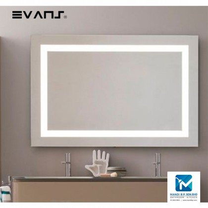 Evans Horizontal LED Bathroom Mirror 600 X 800mm