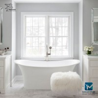 Pegasus Solid Stand Alone Bathtub PPSF8821