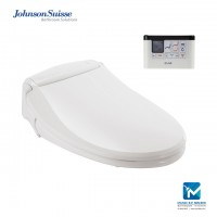 Johnson Suisse BS7222 Electronic Bidet Seat (Elongated AC)