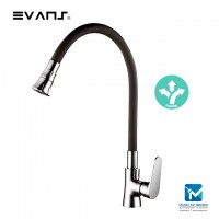 Kitchen  360° Rotating Cold Tap (Silicon Black)