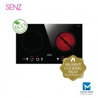 SENZ 2 in 1 Smart Cooker Home / Electric Stove