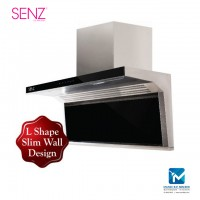 SENZ Slim Wall Angled MultiHood