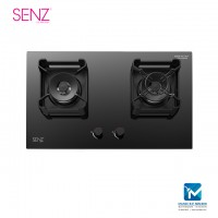 SENZ Made-in-Italy SABAF Twin Burner Gas Hob