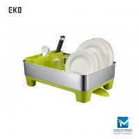 Eko Regal Dish Rack (Green)