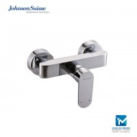 Johnson Suisse Ferla-N Single lever wall-mounted shower mixer without shower kit