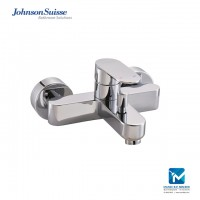 Johnson Suisse Ferla-N Single lever wall-mounted bath shower mixer without shower kit